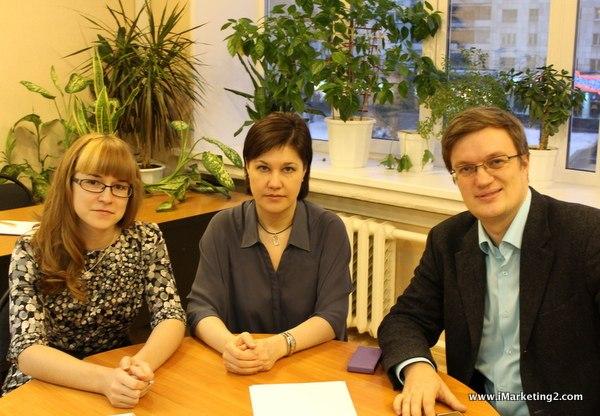 Евгений Вешкурцев, Елена Новоселова и Екатерина